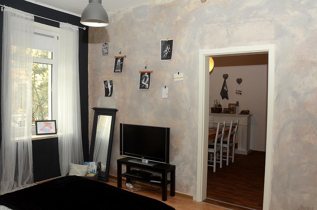 Gothic Wohnungen - Wohnideen für Gothics › Unterm Dach