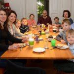 Willkommen bei Familie Peters in Leipzig.