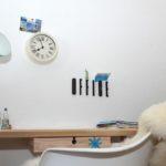 Hausbesuch bei Bloggerin Andrea (Foto: Regina Katzer)