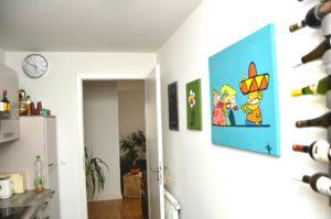 Wohnung mit Ausblick (Foto: Regina Katzer)