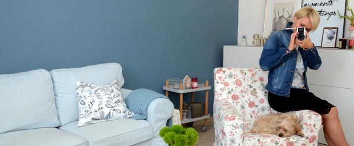 Hausbesuch bei Bloggerin Andrea
