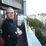 Hausbesuch bei Haarkünstler Gerd (Foto: Regina Katzer)
