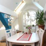 Hausbesuch im Graphischen Viertel (Foto: Regina Katzer)