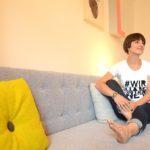 Hausbesuch bei Christiane (Foto: Regina Katzer)