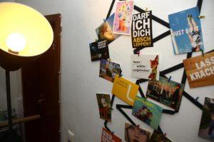 Studi-WG in der Südvorstadt (Foto: Regina Katzer)