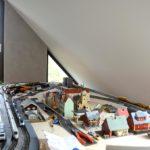 Blick in die Loftscheune (Foto: Regina Katzer)