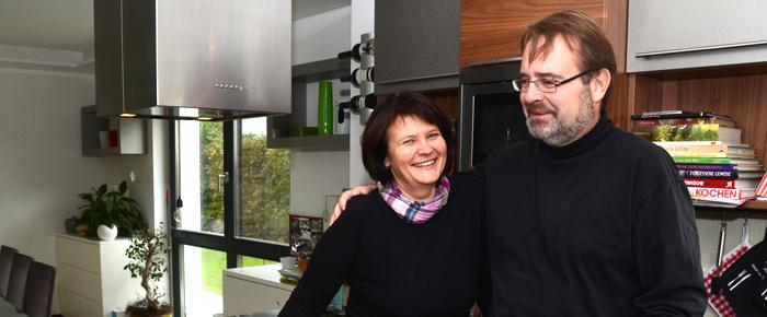 Ehepaar Luedecke aus Markkleeberg