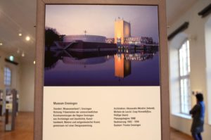 Museum Groningen (Foto: Regina Katzer)