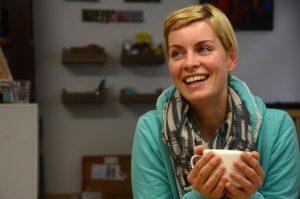 Zu Besuch in der Selbermachwerkstatt (Foto: Regina Katzer)