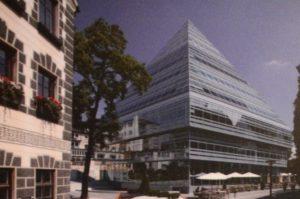 Zentralbibliothek der Stadt Ulm (Foto: Regina Katzer)