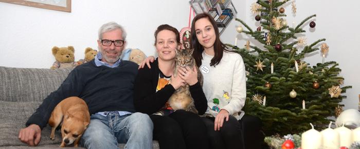 Familienglück (Foto: Regina Katzer)