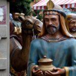 Leipziger Weihnachtsmarkt (Foto: Regina Katzer)