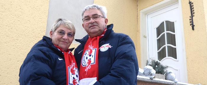 Hausbesuch bei Doris und Rainer im Leipziger Umland (Foto: Regina Katzer)