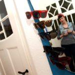 Hausbesuch bei Nicole und Olli (Foto: Regina Katzer)