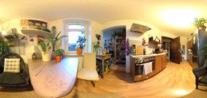 Hausbesuch bei Ramona (Foto: Regina Katzer)