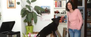 Hausbesuch bei Ramona und Seppel (Foto: Regina Katzer)