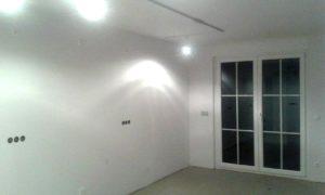 Vorm Umbau - Blick in den Wohnbereich (Foto: privat)