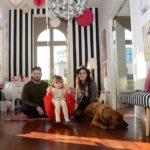 Hausbesuch bei Mevlana und Johannes (Foto: Regina Katzer)