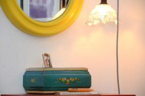 Vintage in der guten Stube (Foto: Regina Katzer)