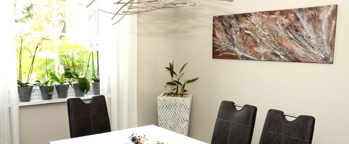 Hausbesuch bei Susanne (Foto: Regina Katzer)