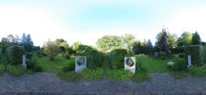360-Grad-Panorama im Mühlgarten