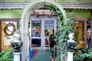 Winterquartier für die Pflanzen (Foto: Regina Katzer)