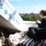 Bei Clara unterm Dach (Foto: Regina Katzer)