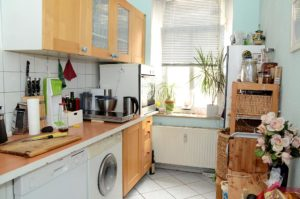 Hausbesuch bei Carolin (Foto: Regina Katzer)
