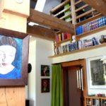 Kunstvoll Wohnen im grünen Zwenkau (Foto: Regina Katzer)