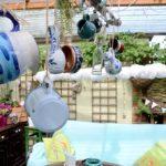 Sind im Garten (Foto: Regina Katzer)