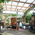 Nachher - Sind im Garten (Foto: Regina Katzer)
