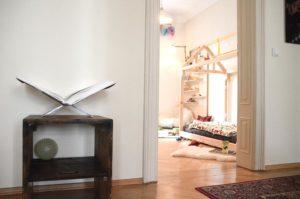 Hausbesuch bei David (Foto: Regina Katzer)