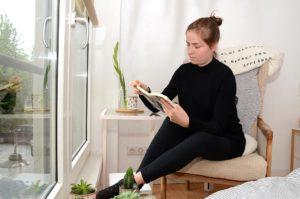Hausbesuch bei Antonia (Foto: Regina Katzer)