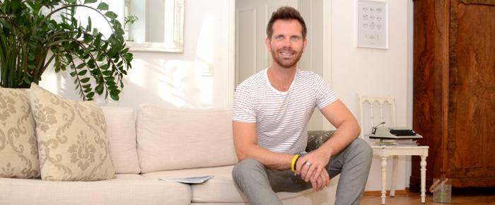 Hausbesuch bei Marc (Foto: Regina Katzer)