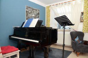 Besuch im Hause Theodorakis (Foto: Regina Katzer)