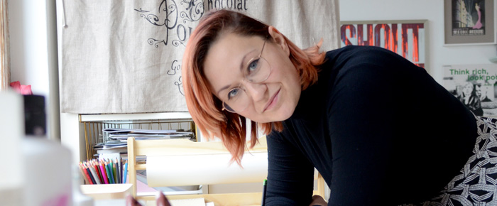 Zu Gast bei Ines (Foto: Regina Katzer)