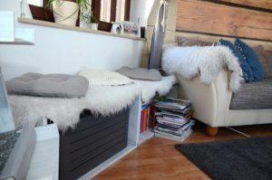 Hausbesuch bei Tina (Foto: Regina Katzer)
