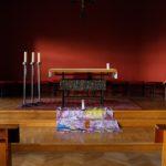 Wohnen in der Kirche (Foto: Dirk Knofe)