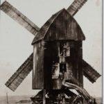 """Einst stand hier die sogenannte """"Blücher Mühle"""" in Lindenthal (Archiv Dr. Reinhold)"""