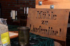 Blick in die Lindenthaler Mühle - Erdgeschoss (Foto: Regina Katzer)