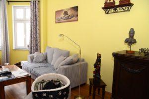 Hausbesuch bei Familie Uhr (Foto: Regina Katzer)