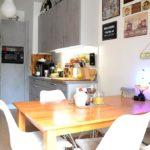Nachher-Foto der Küche im April 2018 (Foto: Regina Katzer)