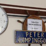 Camping-Gott Peter und seine Frau (Foto: Regina Katzer)