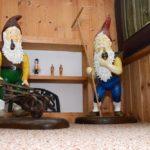 Hausbesuch bei Rüdiger Tauer in Neu-Paunsdorf (Foto: Regina Katzer)