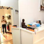 Hausbesuch bei Daniel (Foto: Regina Katzer)