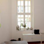 Hausbesuch bei Melanie, Björn und Mops Larry (Foto: Regina Katzer)