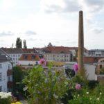 Hausbesuch in Leipzig-Gohlis (Foto: Regina Katzer)