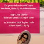 Schauspielerin Sibylle Kuhne bringt Farbe ins Spiel (Foto: Regina Katzer)