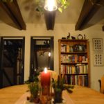 Hausbesuch bei Britta und Marco zur Weihnachtszeit (Foto: Regina Katzer)