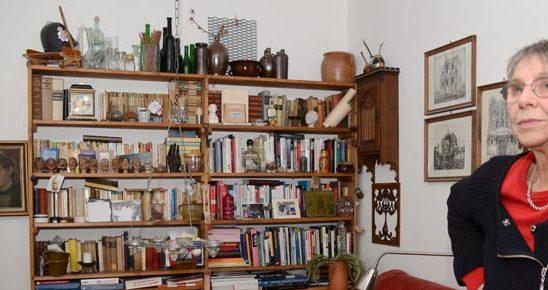 Hausbesuch in der Platte (Foto: Regina Katzer)